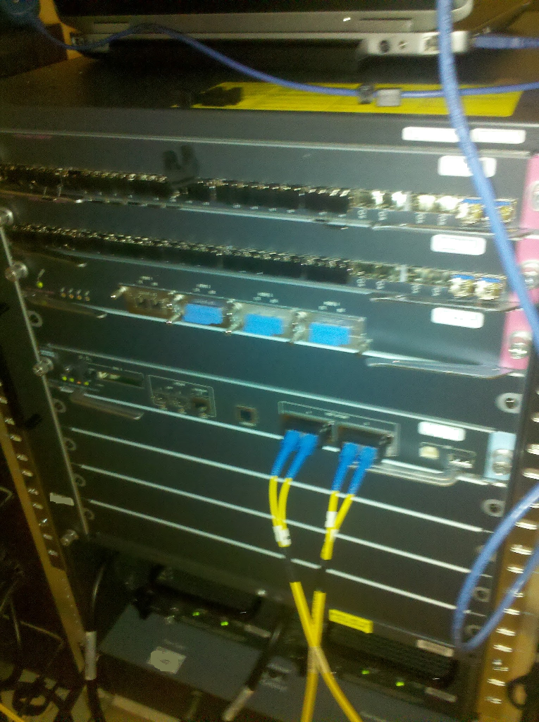 """The """"Network Appliance"""" In Your Datacenter"""